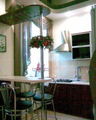 Аренда квартир в Киеве с фото ул.Иванова 1000у.е./мес. Кухня-студио.